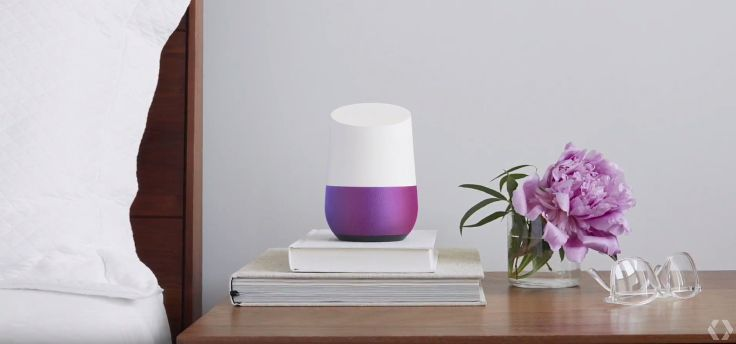 Google Home gaat jouw huiskamer overnemen