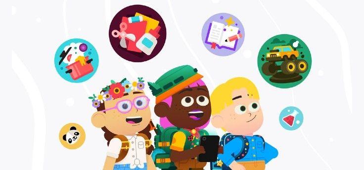 Google Kids Space officieel: kindvriendelijke modus voor tablets