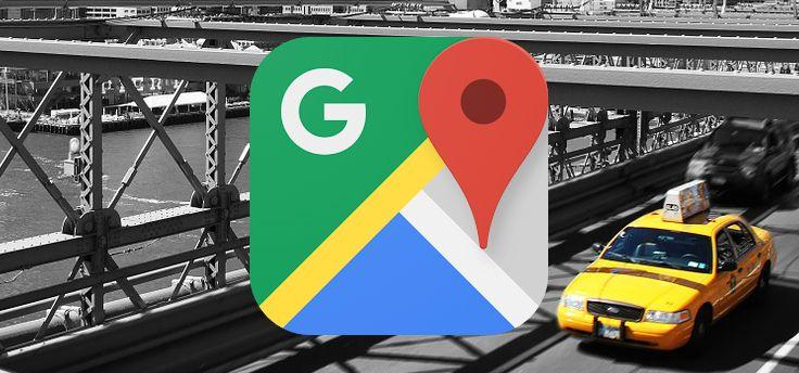 Google Maps introduceert 'Veilig blijven': maakt auto- en taxiritten veiliger