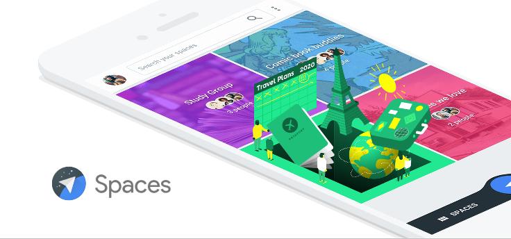 Google trekt de stekker uit Google Spaces