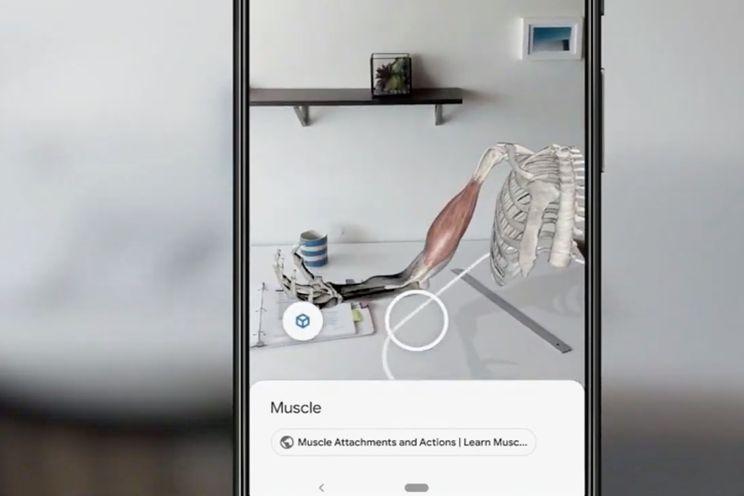 Google vernieuwt zoekresultaten met Augmented Reality, podcasts en meer