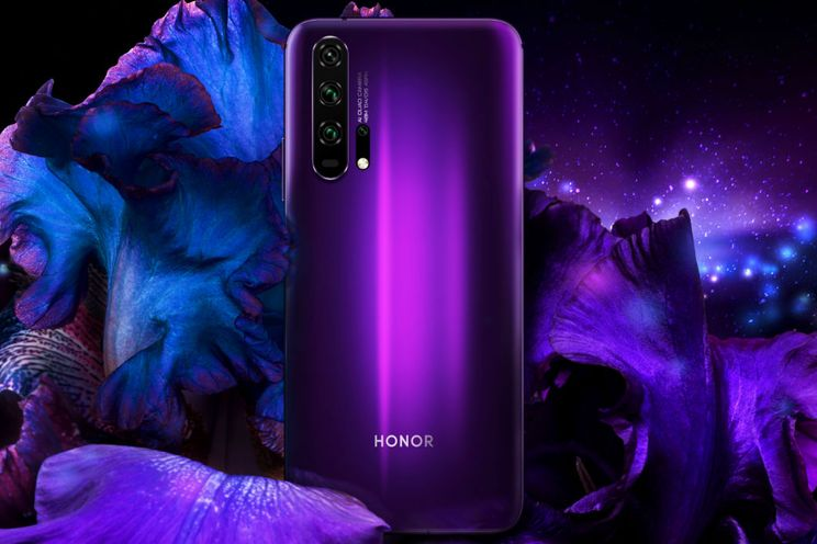 'Honor 20 Pro komt niet op de markt vanwege handelsverbod'