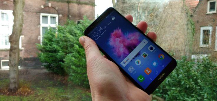 Huawei P Smart officieel: middenklasser met dubbele camera en 18:9-beeldscherm voor €259