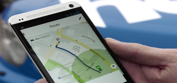 HERE Maps biedt nu ook offline fiets-navigatie