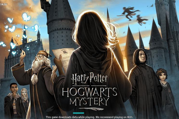 Word een tovenaar in Harry Potter: Hogwarts Mystery