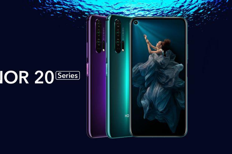 Honor 20 Pro officieel: opmerkelijke cameratelefoon voor een zachte prijs