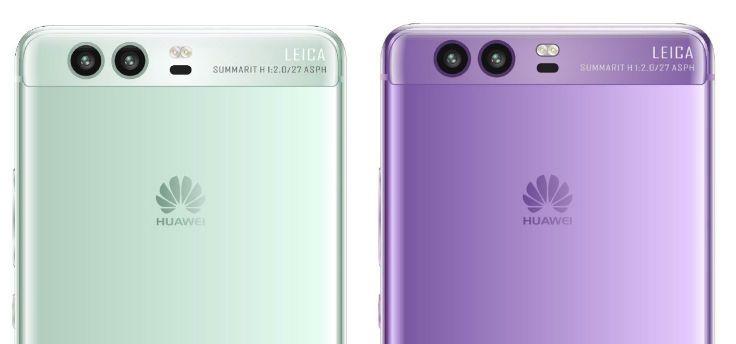 Huawei P10 en P10 Plus te zien op afbeelding en nieuwe details bekend