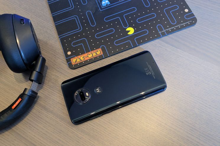 Moto G7 Plus ontvangt Android 10 in Nederland