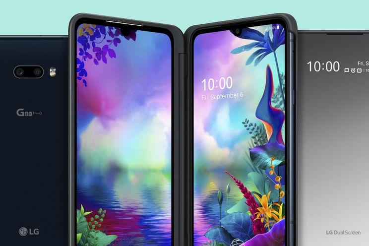 LG G8X ThinQ met Dual Screen officieel: vlaggenschip met tweede scherm