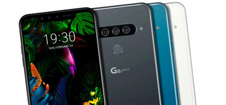 LG G8s ThinQ beschikbaar en nu al (meer dan) 100 euro goedkoper