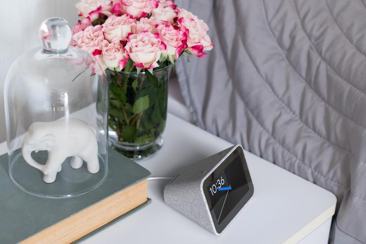 Aanbieding: koop de Lenovo Smart Clock voor nog geen 40 euro