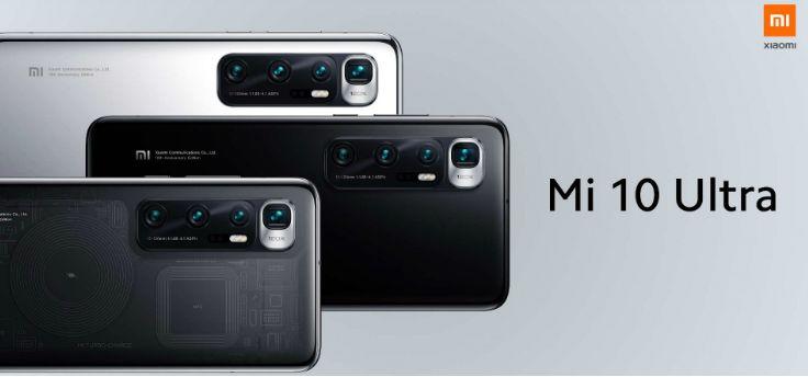 Xiaomi Mi 10 Ultra officieel: monster-camera en 120 watt snelladen [update]