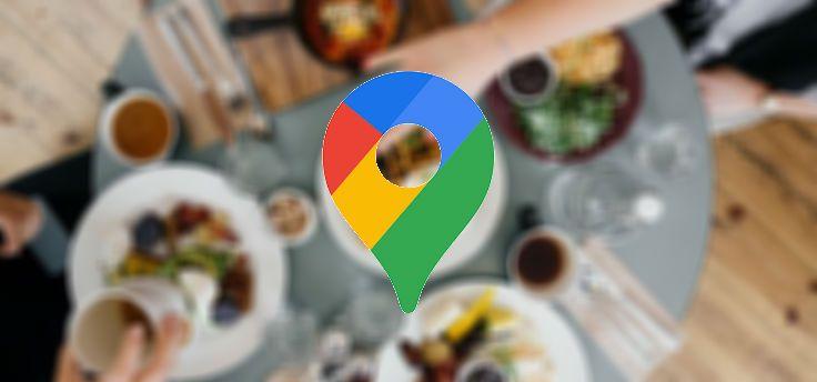 Google Maps focust op afhaal en bezorgrestaurants tijdens coronacrisis