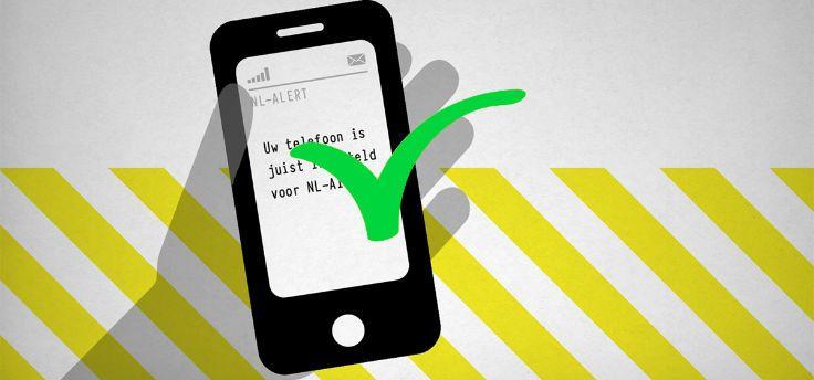 Ontwikkelaars NL-Alert-app hadden te weinig technische kennis, nieuwe app op komst