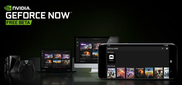 NVIDIA GeForce Now cloud-gamingdienst voor Android beschikbaar