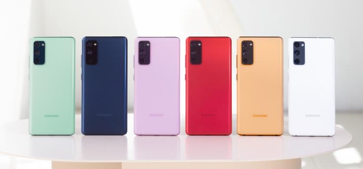 Samsung Galaxy S20 FE officieel: goedkoper toptoestel met groot scherm