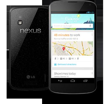 Breaking: Nexus 4 zal níet te koop zijn in Nederland en België