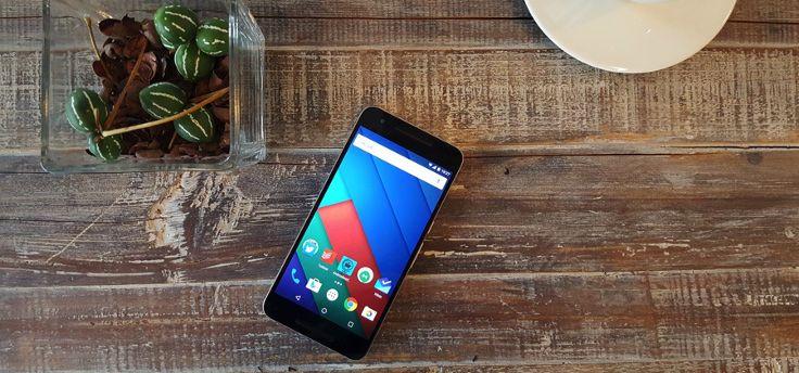 Nexus 6P krijgt eindelijk images voor Android 7.0