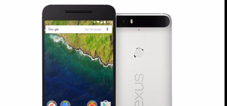 Nexus 6P-bezitters melden problemen met microfoon