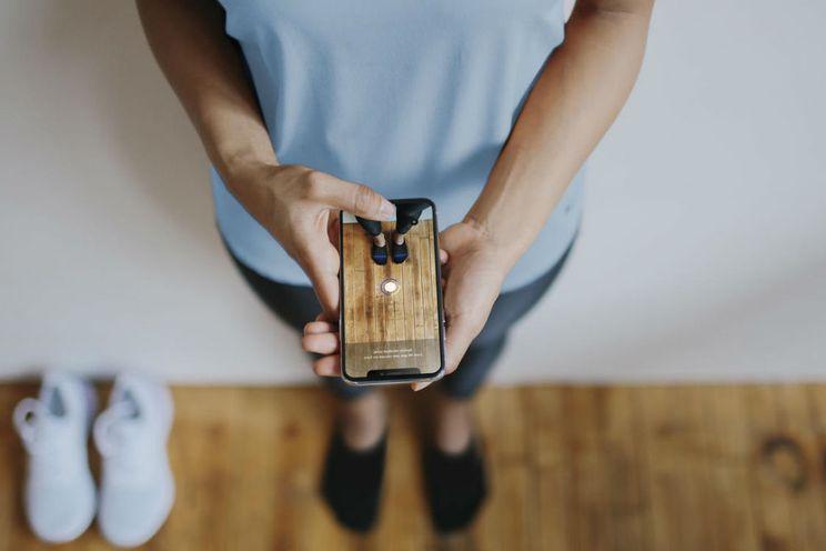 Nike gebruikt telefooncamera om schoenmaat op te meten
