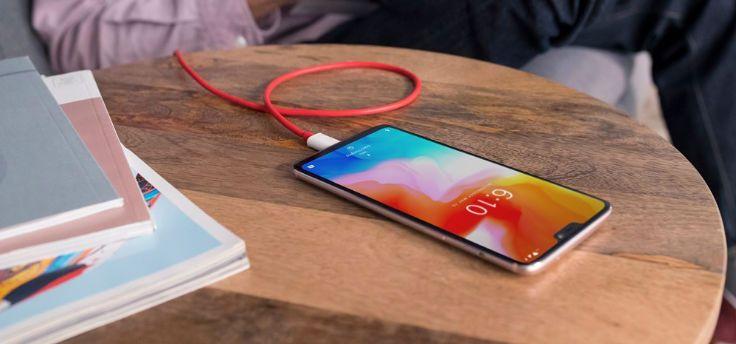 Vivo's nieuwe 120 watt snellaadtechnologie laadt je telefoon op in 13 minuten