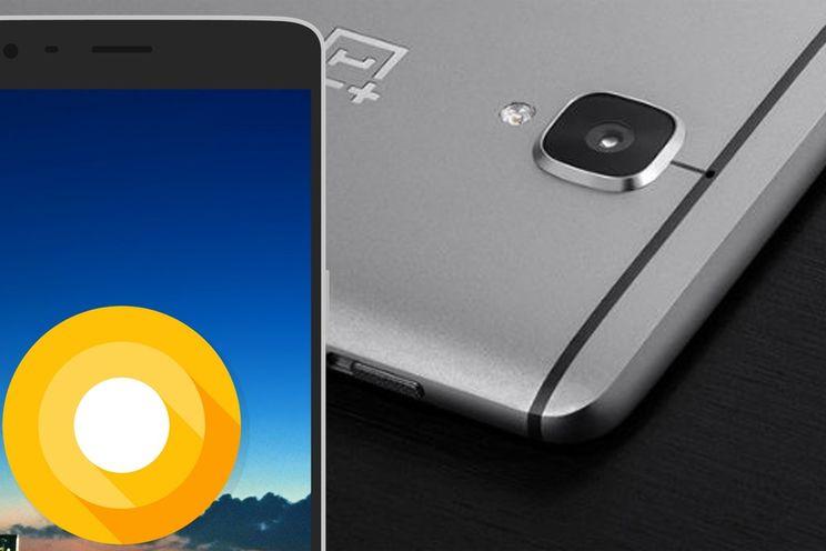 OnePlus 3 en 3T krijgen beveiligingspatch van juli in nieuwe update