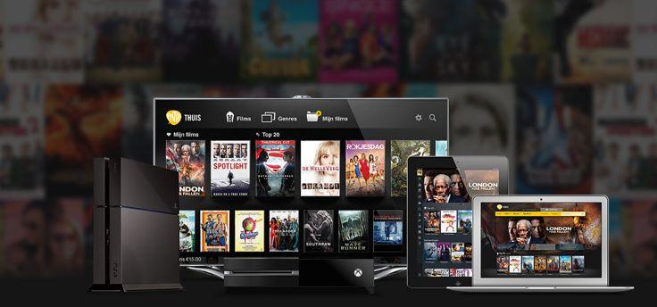 Vernieuwde Pathé Thuis-app brengt Chromecast-ondersteuning