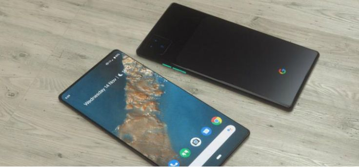 'Google Pixel 4-reclame bevestigt design en werking Motion Sense'