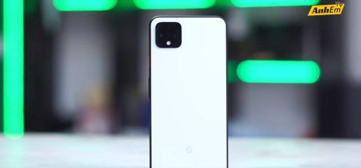 Google Pixel 4 XL uitgebreid vastgelegd in twee hands-on video's