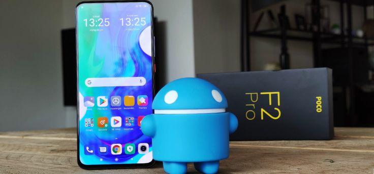 Poco F2 Pro: uitrol Android 11-update gaat van start