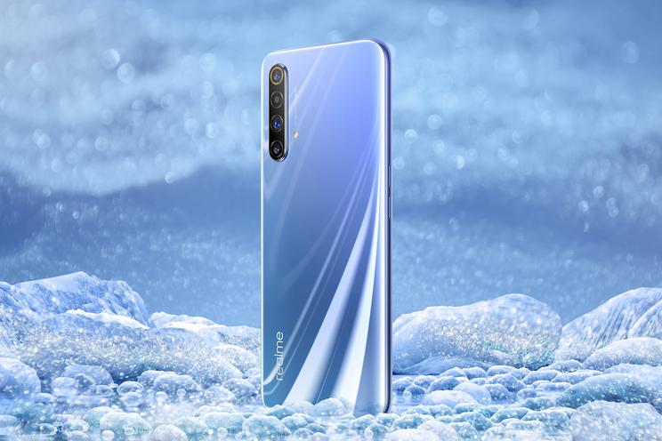 Realme X50 5G duikt op in officiële foto's en via keuringsinstanties