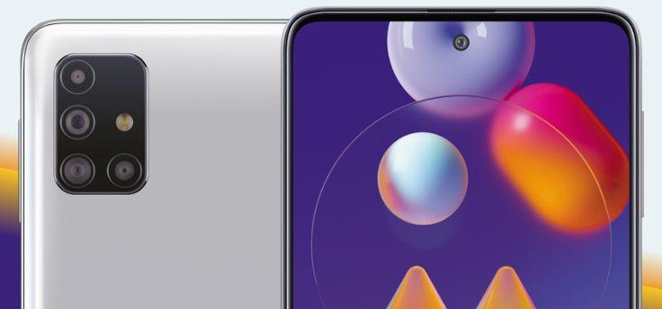 Samsung Galaxy M31s gelekt: 6 GB RAM en 6000 mAh accu