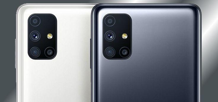 Samsung Galaxy M51 met 7000 mAh 'monsteraccu' beschikbaar in Nederland [Exclusief]