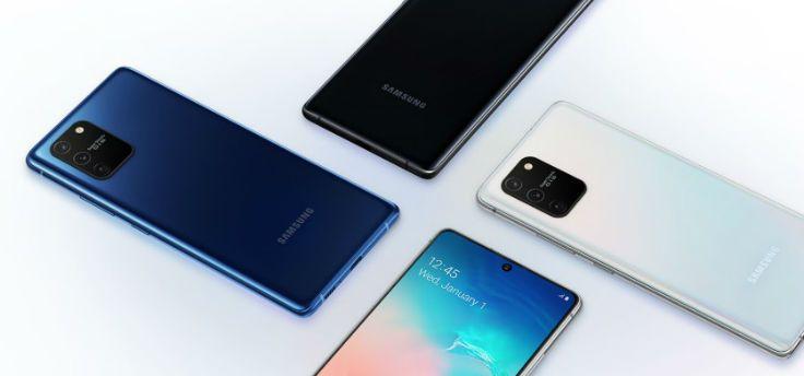 Samsung Galaxy S10 Lite ontvangt One UI 2.1-update in Nederland