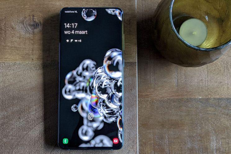 Samsung Galaxy S20 Plus en S20 Ultra ontvangen OneUI 3.1 in Nederland (Vodafone + T-Mobile)