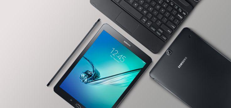 'Samsung Galaxy Tab S3 wordt op MWC aangekondigd'
