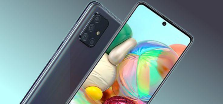 Samsung Galaxy A71 ontvangt Android 11 in Nederland