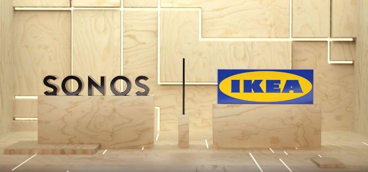 Sonos en IKEA kondigen Symfonisk-wifispeakers aan
