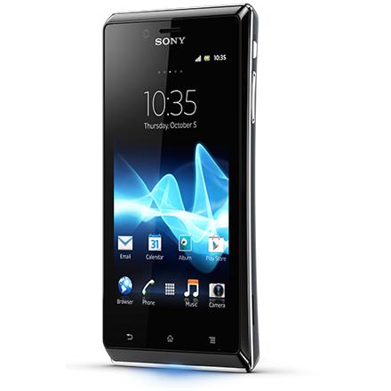 Sony Xperia J: budget-toestel vanaf nu in de winkels
