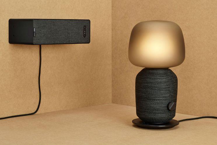 IKEA introduceert nieuwe besturing voor Symfonisk-wifispeakers