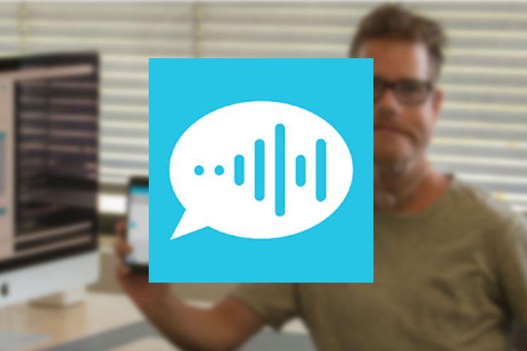 Talkie-app schiet mensen met een spraakprobleem te hulp