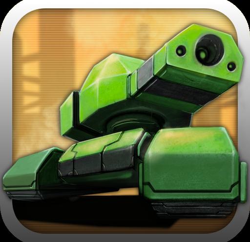 Betere graphics en nieuwe gameplay bij Tank Hero: Laser Wars