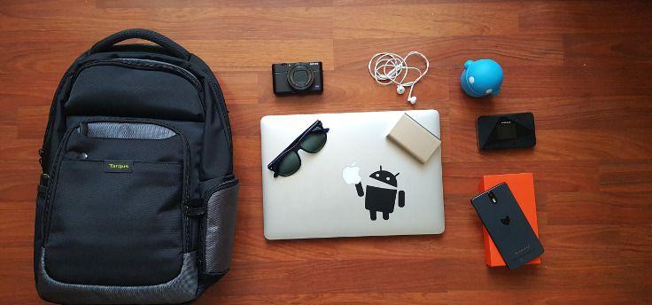 Wat zit er in de tas van... Ruud #MWC16