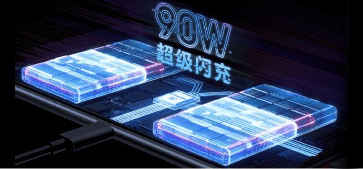 'Lenovo Legion Pro kan 5000 mAh accu opladen in 30 minuten'