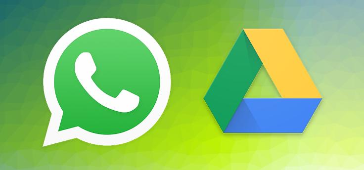 WhatsApp-back-ups worden niet langer meegeteld voor de opslaglimiet van Google Drive [update]