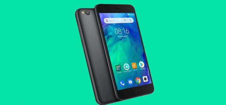 Xiaomi lanceert Redmi Go Android Go-telefoon voor 80 euro