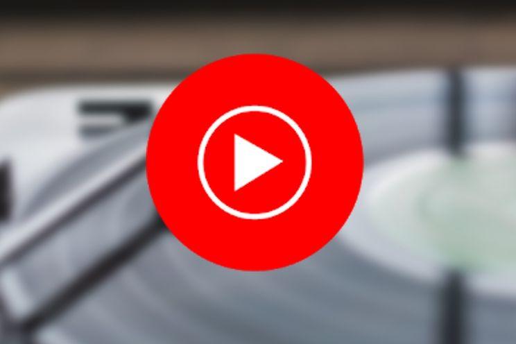 Dit is de nieuwe equalizer-functie van YouTube Music