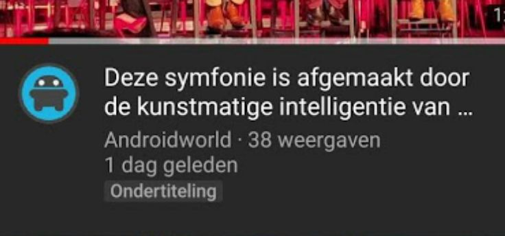 YouTube toont nu wanneer ondertiteling bij een video beschikbaar is