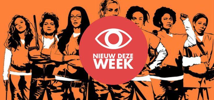 Nieuw deze week op Netflix, Videoland, Film1, Ziggo en Spotify (week 30)