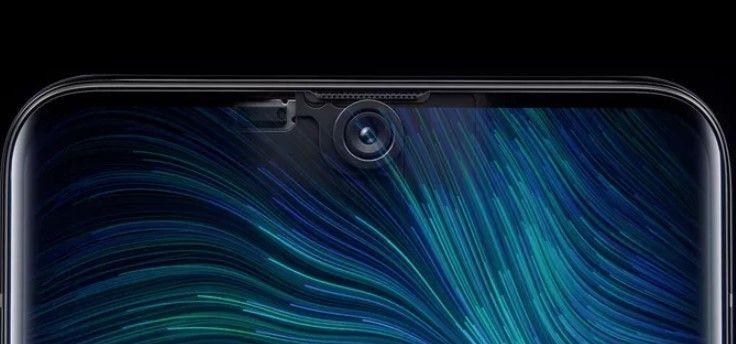 OPPO onthult de eerste selfiecamera onder het scherm